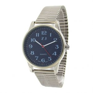 TH 4020G SILVER (BLUE FACE)-0
