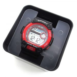 JS-9983 Black-Red-0